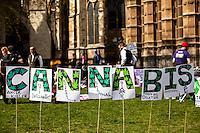"""20.04.2015 - """"London 420 - 2015 Hyde Park"""" & """"Parliament Protest Picnic"""""""