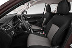 Front seat view of 2020 Mitsubishi L200 Intense 4 Door Pick-up Front Seat  car photos