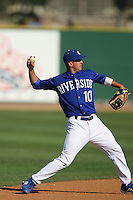 March 28 2009: Trevor Hairgrove of the UC Riverside Highlanders during game against the CS Fullerton Titans at Riverside Sports Complex in Riverside,CA.  Photo by Larry Goren/Four Seam Images