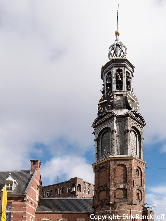 Munttoren, Amsterdam, Provinz Nordholland, Niederlande<br /> Munttoren, Amsterdam, Province North Holland, Netherlands