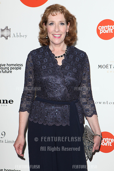 Phylis Logan arriving for the Downton Abbey Ball, The Savoy, London.  30/04/2015 Picture by: Alexandra Glen / Featureflash