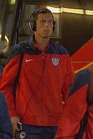 Carson, Calif. - Sunday, February 8, 2015: Matt Hedges of the USMNT. The USMNT defeated Panama 2-0 in an international friendly at StubHub Center.