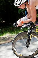Gina Crawford, Ironman France 2012, Nice, France, 24 June 2012