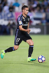 Lucas Vazquez of Real Madrid in action during their La Liga match between Deportivo Leganes and Real Madrid at the Estadio Municipal Butarque on 05 April 2017 in Madrid, Spain. Photo by Diego Gonzalez Souto / Power Sport Images