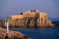 Europe/Provence-Alpes-Côte d'Azur/83/Var/Presqu'île de Giens: Le fort de la Tour Fondue