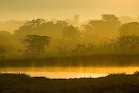 Dominikanische Republik, Morgenstimmung in der Sierra del Seibo im Nordosten