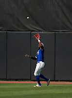 IMG Academy Ascenders outfielder Elijah Green (2) during the IMG National Classic on March 29, 2021 at IMG Academy in Bradenton, Florida.  (Mike Janes/Four Seam Images)