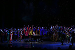20th Anniversary Performance of 'The Lion King'  - Curtain Call & After Party