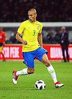 Miranda (Brasilien Brasilia) - 27.03.2018: Deutschland vs. Brasilien, Olympiastadion Berlin