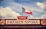 10.28.13 - Broken Spoke Still Standing...