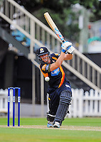 150112 Ford Trophy Cricket - Wellington Firebirds v Auckland Aces