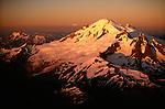 Mt. Baker at Sunset, Washington