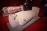 Sarcophagi from Sidon, Istanbul Archaeology Museum