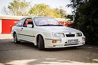BNPS.co.uk (01202) 558833. <br /> Pic: TheMarket/BNPS<br /> <br /> Oh Boy, what a racer...<br /> <br /> A classic Ford Sierra Cosworth which has been described as 'the most original in existence' has sold at auction for £60,000.<br /> <br /> The 1987 RS model remains in pristine condition, having covered just 30,000 miles, and is among the best 'Fast Fords' on the roads today<br /> <br /> Owned by an esteemed Ford collector, it has spent the last 12 years in storage to ensure it looks as fresh as the day it left the factory.