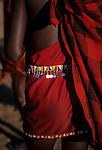 Maasai outfit