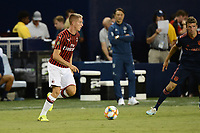 Kansas City, KS,Tuesday July 23 2019.  FC Bayern Munich defeated Milan 1-0 in an International Champions Cup game at Children's Mercy Park.