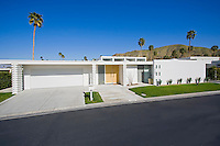 Mid-Century Modern Exteriors (residential)