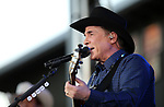 Clint Black performs at TJ's Corral in Minden, Nev., on Friday, June 29, 2018. <br /> Photo by Cathleen Allison/Nevada Momentum