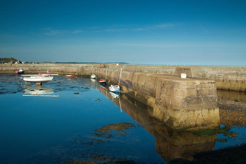 Portgordon Harbour and Spey Bay, Portgordon, Moray