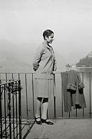 Carla Porta Musa,poetessa e  scrittrice, è nata a Como nel Marzo 1902. Qui a villa d'Este di Cernobbio nel 1927