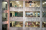 A quarantine cetntre in Kolkata during 2nd phase of lock down in India due to covid 19 pandemic. Kolkata, West Bengal, India. Arindam Mukherjee