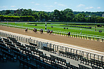 June 13, 2020: Scenes from Belmont Park on Ogden Phipps Day. Sophie Shore/ESW/CSM