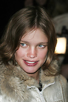 NATALIA VODONOVA 2006<br /> Marc Jacobs Fashion Show at the Armory<br /> Photo By John Barrett/PHOTOlink.net
