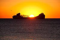 Sunrise Freighter