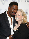 Colman Domingo and Susan Stroman attends the Vineyard Theatre Gala honoring Colman Domingo at the Edison Ballroom on May 06, 2019 in New York City.