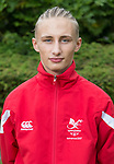 James Probert<br /> <br /> Team Wales team photo prior to leaving for the Bahamas 2017 Youth commonwealth games - Sport Wales National centre - Sophia Gardens  - Saturday 15th July 2017 - Wales <br /> <br /> ©www.Sportingwales.com - Please Credit: Ian Cook - Sportingwales