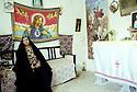 Irak 2002<br /> Une chaldéenne de Zakho<br /> <br />  Iraq 2002 <br /> Zakho: An old Chaldean woman