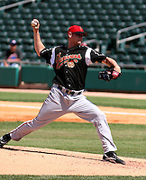 Jared Wells / Portland Beavers..Photo by:  Bill Mitchell/Four Seam Images