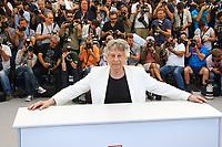 Roman POLANSKI, photocall pour le film D APRES UNE HISTOIRE VRAIE hors competition lors du soixante-dixième (70ème) Festival du Film à Cannes, Palais des Festivals et des Congres, Cannes, Sud de la France, samedi 27 mai 2017. Philippe FARJON / VISUAL Press Agency