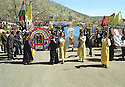 Iraq 2002.In Barzan, on march 14th, the celebration of Mustafa Barzani' s birth.Irak 2002.A Barzan, le 14 mars, celebration de l'anniversaire de naissance de Mustafa Barzani