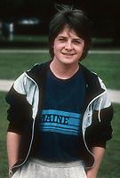 Michael J. Fox 1978<br /> Photo By John Barrett/PHOTOlink.net / MediaPunch
