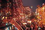 Las Posadas Celebration, River Walk, San Antonio, Texas