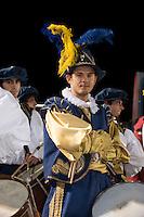 Italien, Umbrien, Fest Giostra della Quintana in Foligno