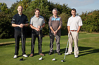 Pedigree Automotive - Stewart Frier, Anndy Leaster, Trevor Harris and Lawrence Pacey