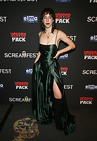 HOLLYWOOD, CA - OCTOBER 12: Emily Anderson, at the 21st Screamfest Opening Night Screening Of The Retaliators at Mann Chinese 6 Theatre in Hollywood, California on October 12, 2021. Credit: Faye Sadou/MediaPunch