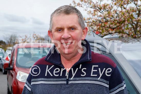 Sean McCarthy from Rathmore