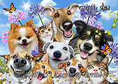 Howard, REALISTIC ANIMALS, REALISTISCHE TIERE, ANIMALES REALISTICOS, paintings+++++,GBHR941,#a#, EVERYDAY ,selfies