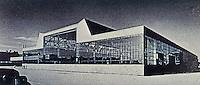 Albert Kahn: Chrysler Half-Ton Truck Plant. Export Building 1937.