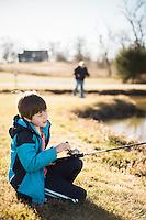 Christmas Fishing