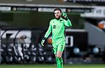 Dunfermline v St Johnstone…15.12.20   East End Park      BetFred Cup<br />Thumbs up from Zander Clark at full time<br />Picture by Graeme Hart.<br />Copyright Perthshire Picture Agency<br />Tel: 01738 623350  Mobile: 07990 594431