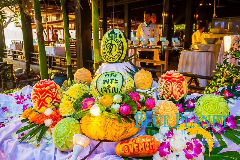 Hotel¥s party, Railay Bay Resort & Spa hotel, Railay West Beach, Railay, Krabi Province, Thailand