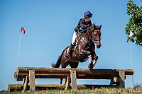 NZL-Caitlin Benzie rides Ultimatum. CCN80-S. 2021 NZL-RANDLAB Matamata Horse Trial. Saturday 20 February. Copyright Photo: Libby Law Photography.