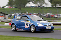 Round 3 of the 2006 British Touring Car Championship. #12 Mark Proctor (GBR). Fast-Tec Motorsport. Honda Civic Type-R.