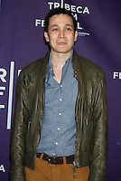 April 21, 2012 Nadav Kurtz attends the premiere of  Help Wanted Shorts Program -2012 Tribeca Film Festival  at the AMC Loews Village, 66 Third Avenue in New York City. Credit: RW/MediaPunch Inc.