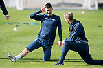 St Johnstone Training…29.09.17<br />Michael O'Halloran back after injury pictured training at McDiarmid Park ahead of tomorrow's trip to Aberdeen.<br />Picture by Graeme Hart.<br />Copyright Perthshire Picture Agency<br />Tel: 01738 623350  Mobile: 07990 594431