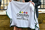 February 28, 2021:  Dixie Belle Stakes  at Oaklawn Park in Hot Springs,  Arkansas.  Ted McClenning/Eclipse Sportswire/CSM